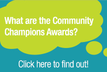 Community Champions Awards
